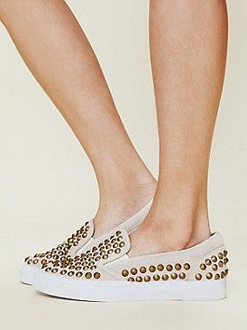 Free People Clothing Boutique > Mckay Studded Sneaker