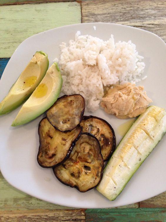 Simple y delicioso. Lo que vez es lo que hay. ****
