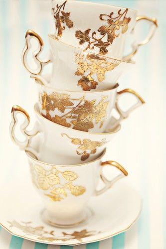 5x7 Tipsy Tea by FlyWithMe on Etsy. $15.00, via Etsy.
