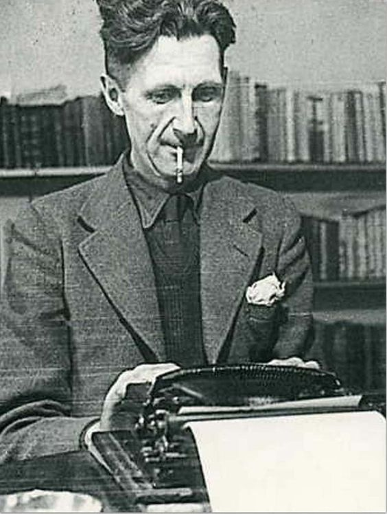George Orwell - Dorset, Henley-on-Thames, Oxfordshire