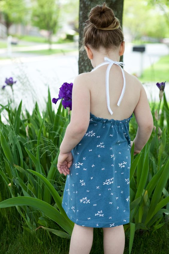 30 Days of Sundresses: the Petit Pan Sundress — Pattern Revolution