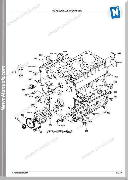 Kubota Engine Kx36hs Parts Manuals Kubota Excavator Kubota Manual