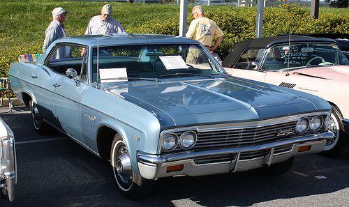 1966 Chevrolet Impala 4 Door Hardtop Chevrolet Impala Chevrolet Chevrolet Impala 1965