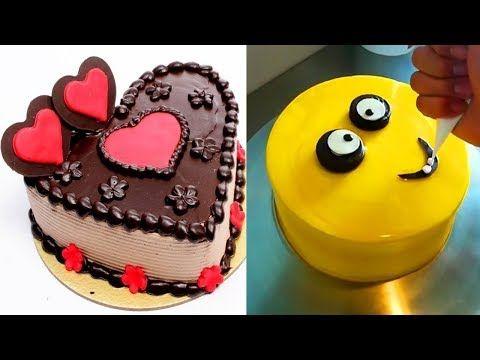 تعلمي تقنيات و طرق تزيين الكيك ابداعات الشيفات كيف يشكلون بالحلوى أروع الابداعات Youtube Cake Decorating For Beginners Cake Cake Decorating