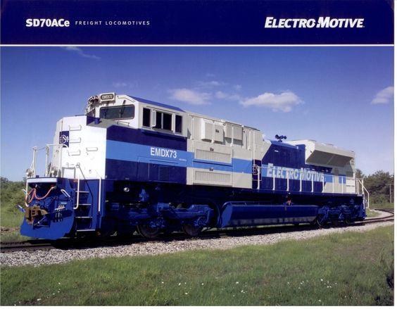 Auto Vidros - Locomotivas