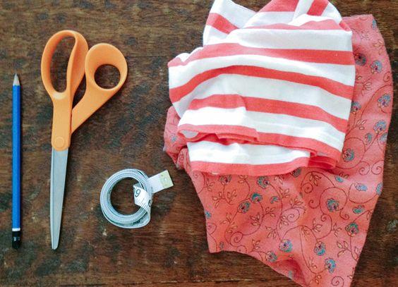 DIY: Baby Turban Headband