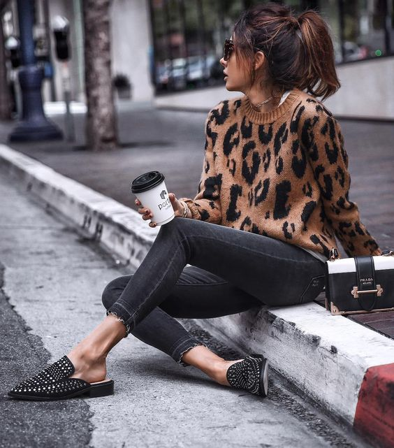 20+ Looks to give you inspiration on how to pull off the hottest trend for 2019. Leopard print isn't going anywhere and we're going to continue to see it through winter, spring and summer. I'm totally on board with this look and love how women are styling it in so many different ways. Take a look at how versatile this print can be and find your style.... #Leopardprint #LeopardPrintOutfitWinter #LeopardPrintOutfitFall #LeopardPrintOutfits2019 #LeopardSweater #LeopardSweaterOutfit #TrendsFor2019