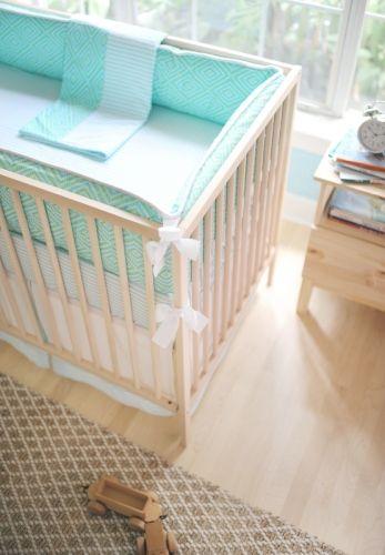New Arrivals Moondance Crib Bedding, Crib Bedding Separates | Dada Baby Boutique