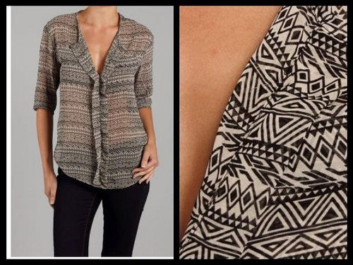Geo Printed Top Order Here:http://www.facebook.com/pages/Hey-Good-Lookin-Boutique/365284796885361?ref=stream