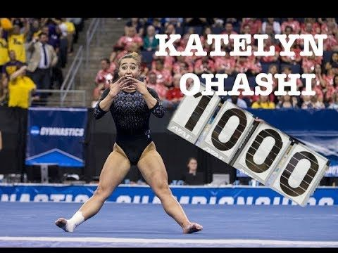 Pin By Jocelyn Liescheski On Gymnastics And Gymnast Katelyn Ohashi Gymnastics Routines Sport Inspiration