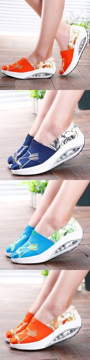 Pretty Casual Style Shoes