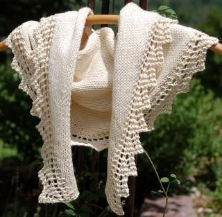 Free Knitting Patterns For Scarves Pinterest : Knitting Ideas Project on Craftsy: Lisas Chinook Scarf Scarves &...