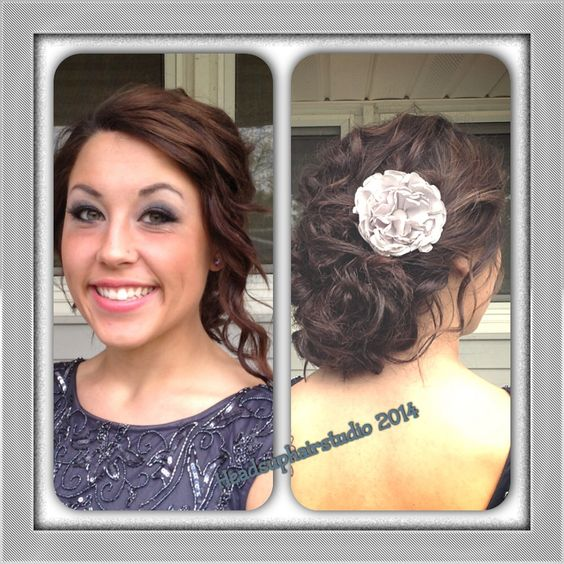 Hair by Tammy #headsuphairstudio,#hairextensions,#upstyle
