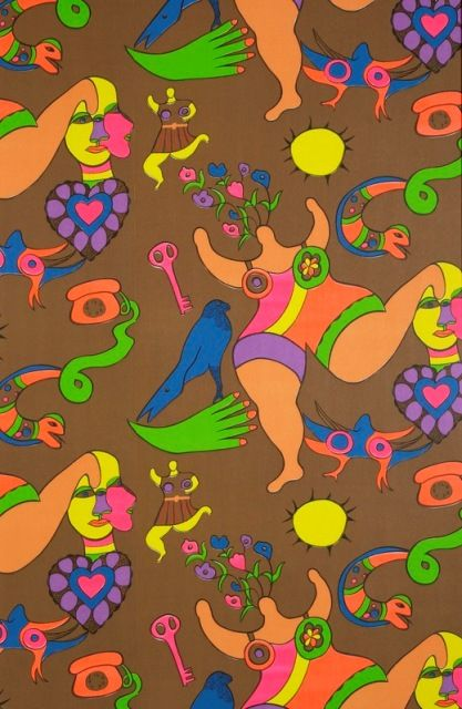 Niki De Saint Phalle - 'Nana' wallpaper