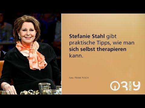 Stefanie Stahl Uber Selbsttherapie 3nach9 Youtube Therapie Praktische Tipps Bestseller Liste
