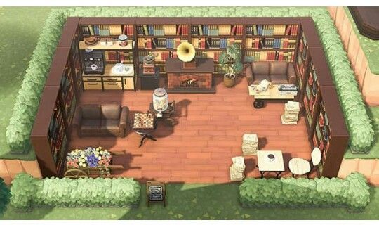Ooooh The Combo Of Hedges And Cliff To Make A Super Pretty Wall Hedges Garden Ideas Cottage Gardens Animal Crossing Animal Crossing Funny Animal Crossing 3ds