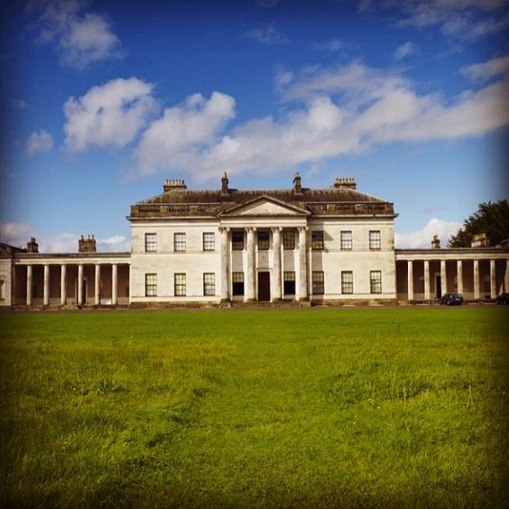 Castle Coole is one of Ireland's finest Neo-classical houses, allowing visitors to glimpse what life was like in the home of the Earls of Belmore. The house was designed by James Wyatt, with a facade of Portland stone and beautifully proportioned interiors. Thanks to Arnhel de Serra and NTImages for this photo. #nationaltrust #specialplaces #Padgram