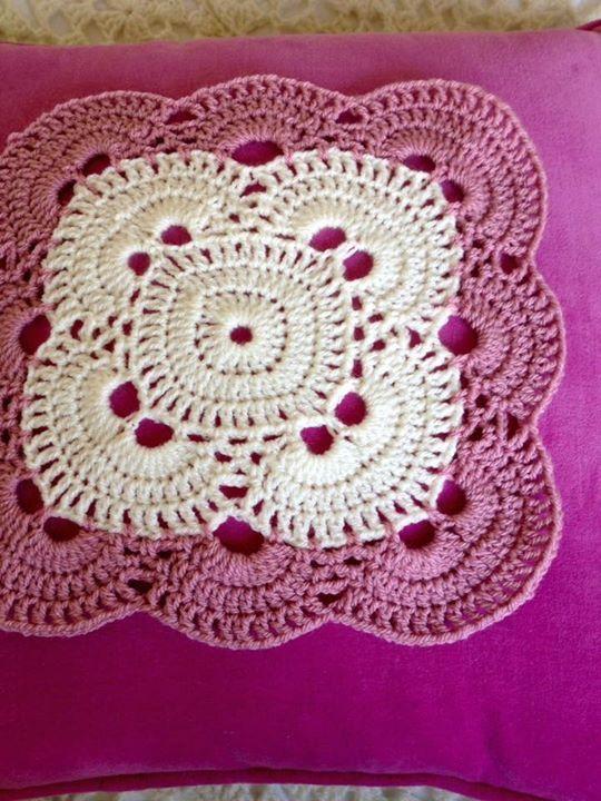 Crochet Pattern Virus Blanket : Blankets on Pinterest