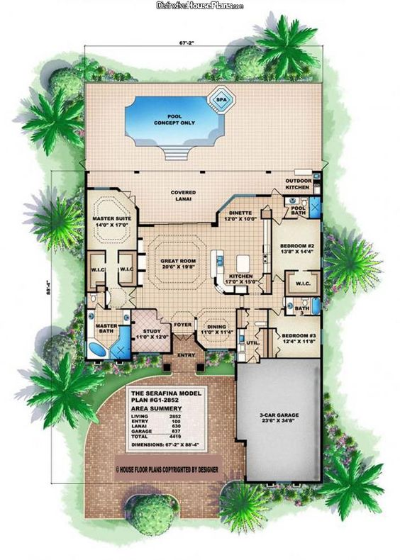 floor plan Floor plans and Models Pinterest House, Closet and