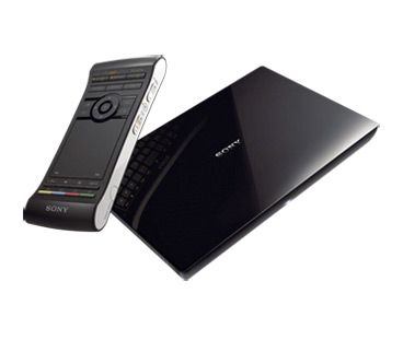 The new Google TV box. Pretty cool if you're into streaming content. You can browse the Internet with it too. Right now, it's only $149.99!