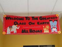 Kindergarten Klassroom: What's popping? Circus Theme Class Photos