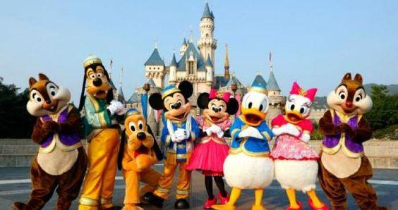 Diferencias entre Disneylandia y Walt Disney World   ViveUSA.mx