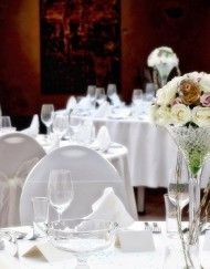 Dekorationen für Hochzeiten