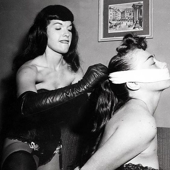 The queen b  #wcw #bettiepage