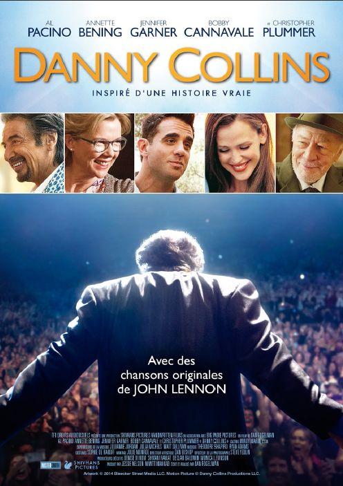 Critique de Danny Collins avec Al Pacino disponible exclusivement en VOD dès le 11 janvier 2016 via TF1 Vidéo