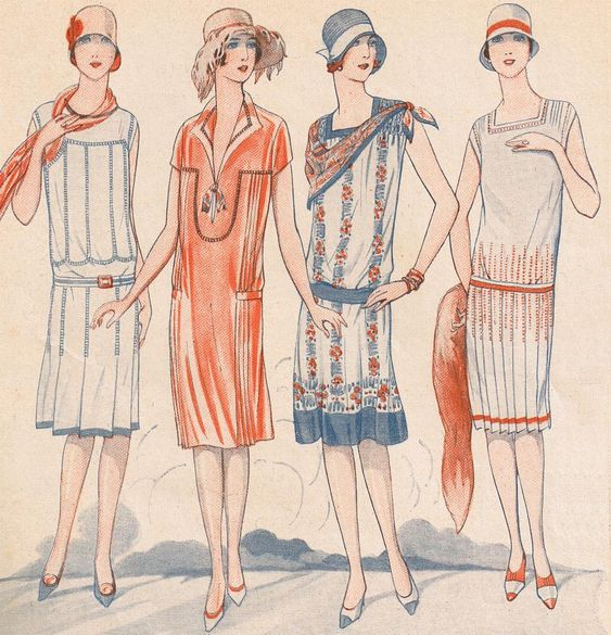 Costume Challenge The Roaring Twenties Dresses and Shoes