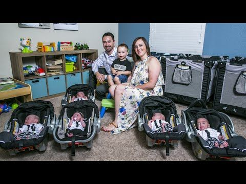 5 After A Long Stay In The Nicu Meet The Hodges Quintuplets