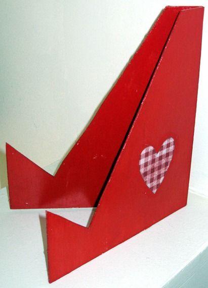 comment r aliser un chevalet en carton bricolage enfants pinterest comment. Black Bedroom Furniture Sets. Home Design Ideas
