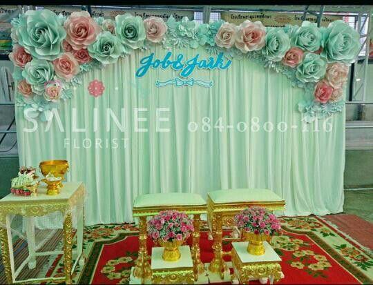 Paper flowers decoracion mesa pinterest flor papel - Papel de decoracion ...