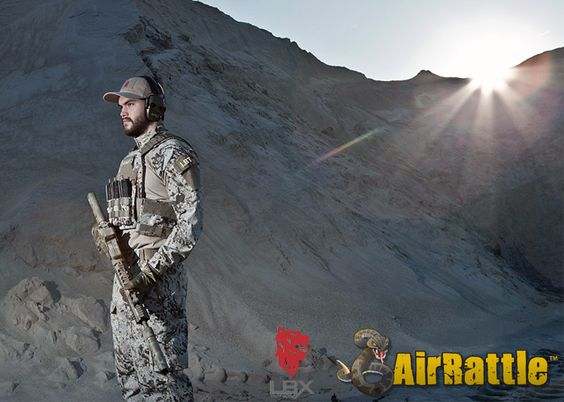AirRattle: LBX Tactical Inland Taipan