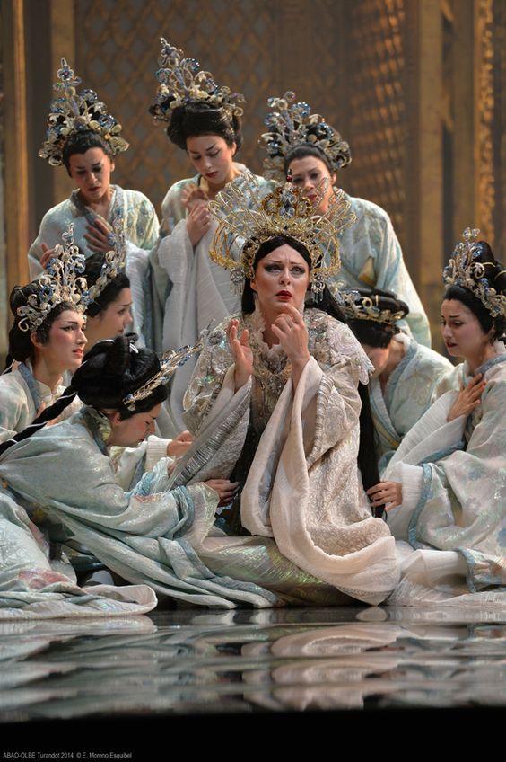 Puccini´s Turandot. Bilbao http://www.operaworld.es/turandot-puccini-bilbao/