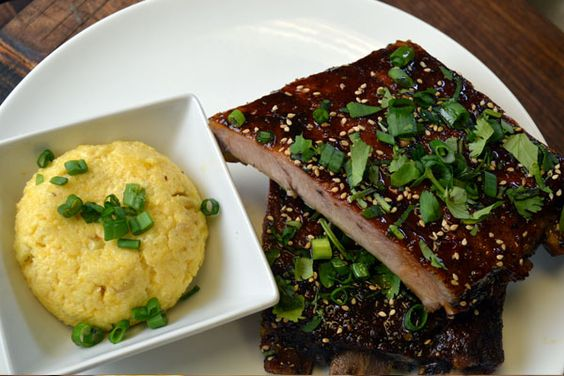 Thai Spareribs Recipe — Dishmaps