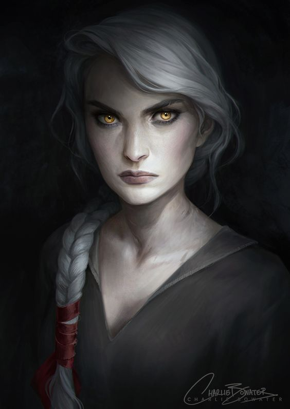 She is done, my love, Manon! The one character who could gut me and I would thank her. By charliebowater