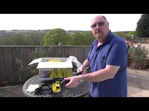 Karcher K4 Full Control Unboxing And Assembly Youtube Pressure Washer Assembly Unboxing