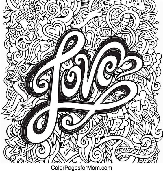 valentine coloring pages advanced - photo #38