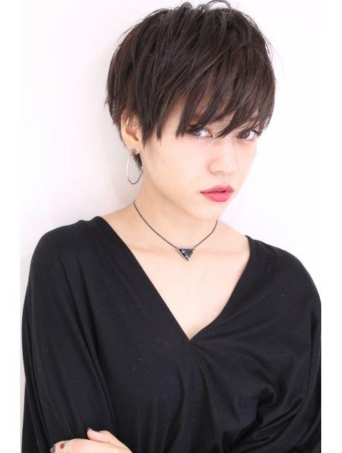 女性 ショートカット かっこいい 髪型 Khabarplanet Com