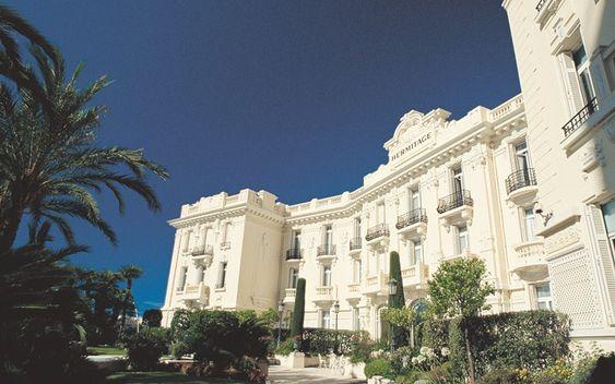 Hôtel Hermitage Monte-Carlo #MonteCarlo #Monaco #Luxury #Travel #Hotels #HotelHermitageMonteCarlo