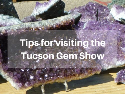 tips for visiting the tucson gem show a shopper s paradise in arizona tucson gem show gem show tucson