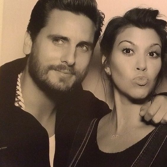 Scott and Kourtney forever ♥ I don't know why.... but I love them!