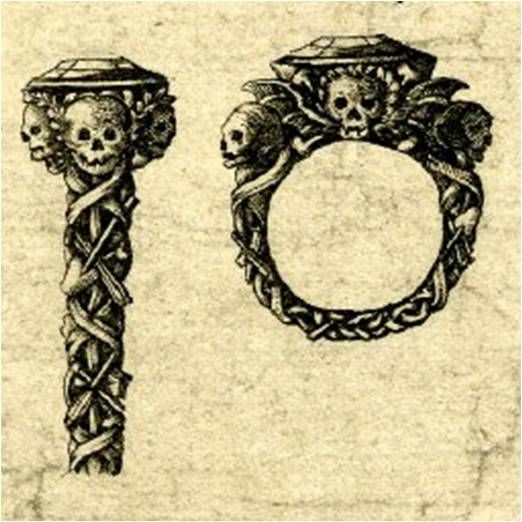 les bijoux indiscrets - Blog Les Bijoux Indiscrets - Death at the center of Life: from memento mori to mourningjewelry.