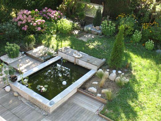Amenagement jardin, deco jardin, jardinerie Histoire de Jardin ...