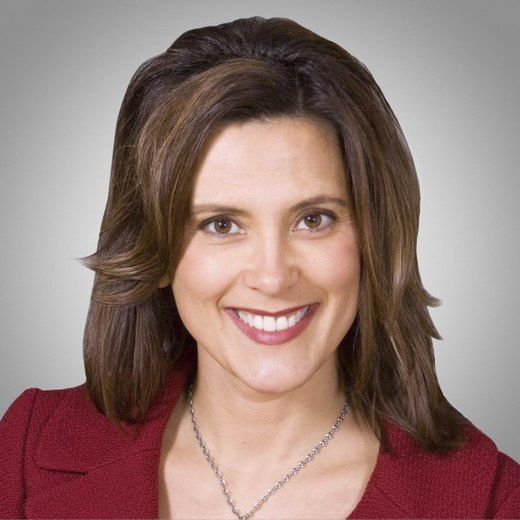 Gretchen Whitmer Received A High Volume Of Edits On November 6 2018 At 07 07pm Politicians Political Women Step Kids