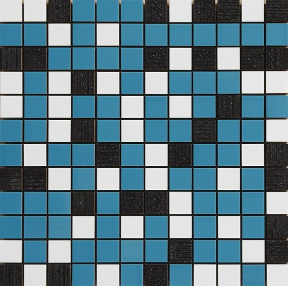 #Aparici #Modern Acces Blue #Decoro #Mosaico 2,5x2,5 29