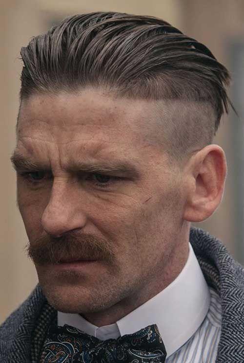 Thomas Shelby Haircut Guide