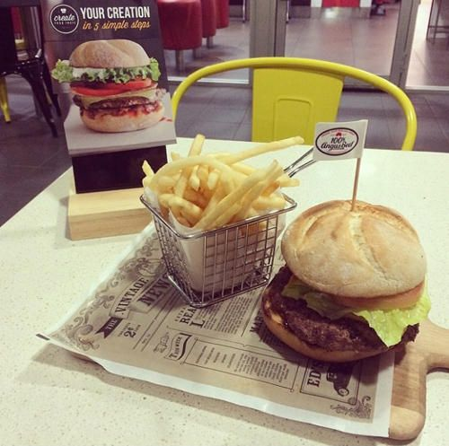 麥當勞《超大自製漢堡》大麥克究竟有沒有極限呢……?