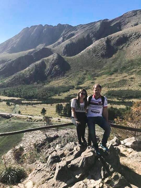 Lugar de descanso de los caminos incas